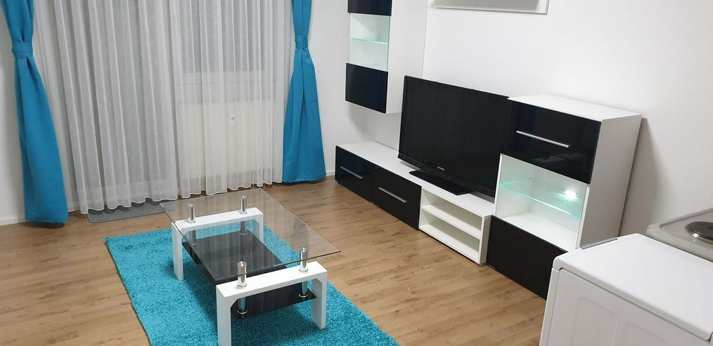 Vollmöblierte Wohnung mit Balkon und Küchenzeile in Sindelfingen