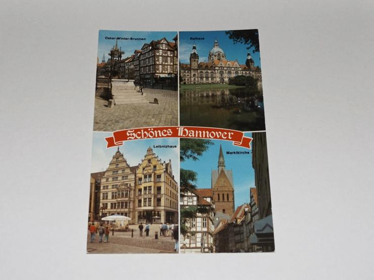 Postkarte -11326-Schönes Hannover,ungelaufen-