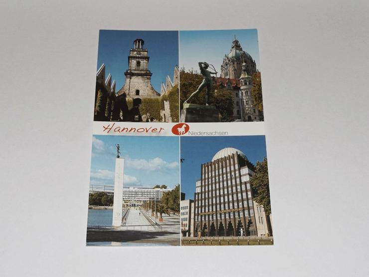Postkarte -11327-Hannover-MB--ungelaufen