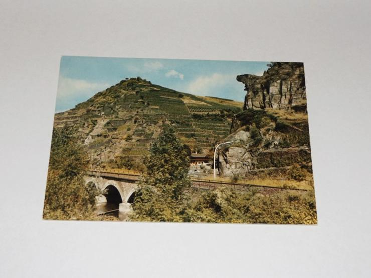 AHRTAL-Bunte Kuh,ungelaufen-Postkarte -11331-