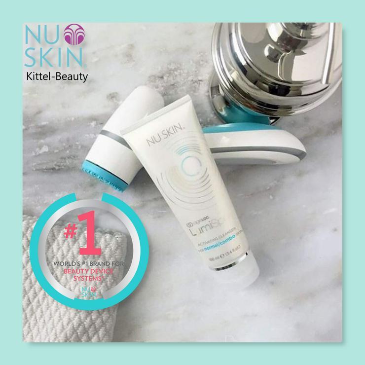 Lumi Spa für empfindliche Haut - Nuskin - Neu - Garantie