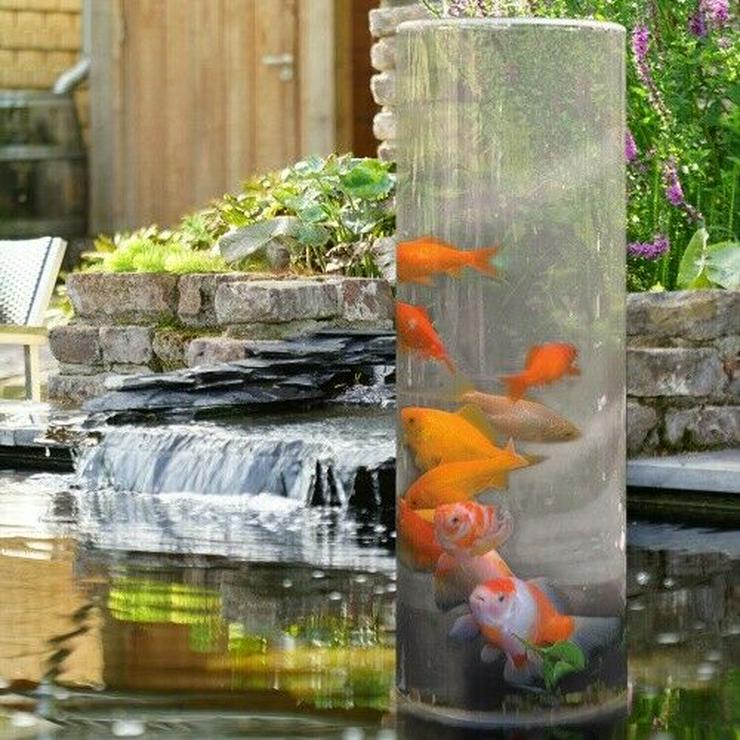 Fischturm aus Acrylglas
