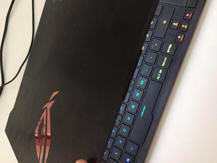 Asus Zephyrus 17 ROG 2070 Super Notebook wie neu
