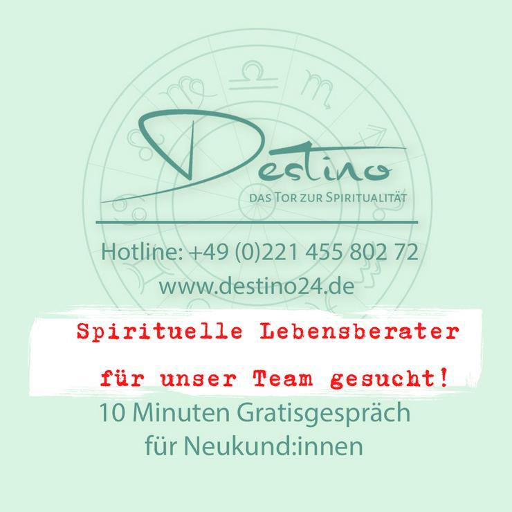 Destino24 – Spirituelle Lebensberater:innen gesucht!