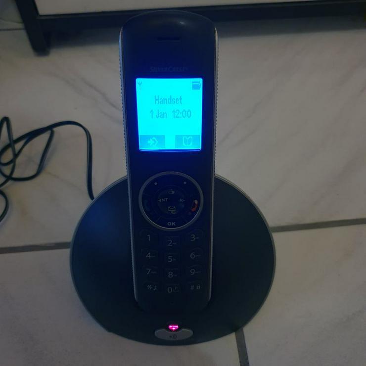 Silvercrest Cocoon 1105 DECT Telefon