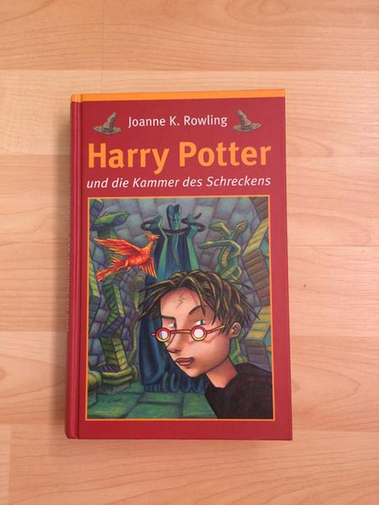 UNGELESEN Harry Potter und die Kammer des Schreckens