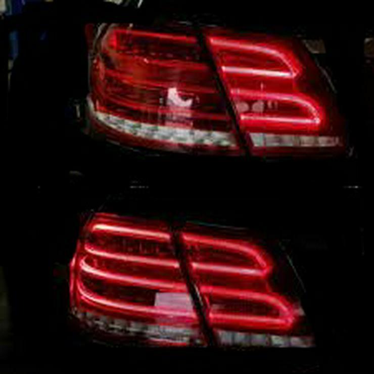 Mercedes W212 S212 Rückleuchte Standlicht Reparatur
