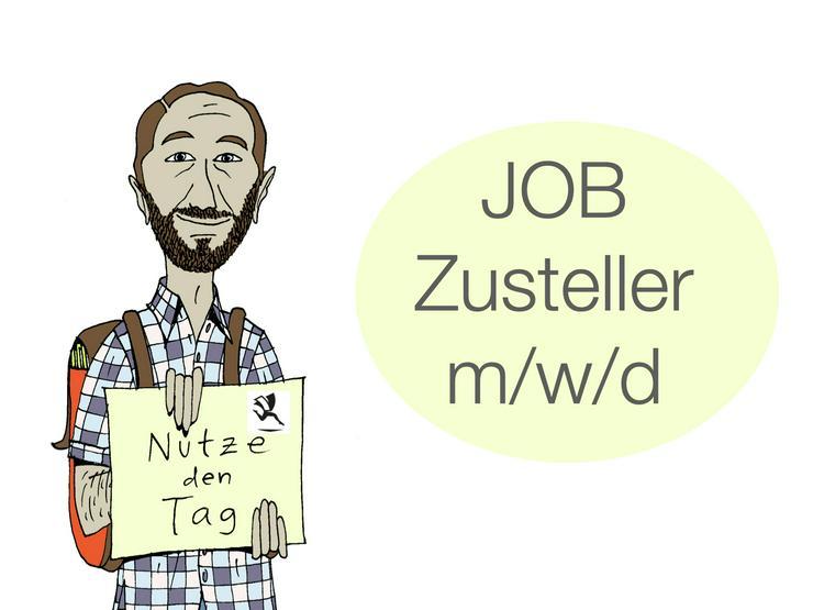 Minijob, Nebenjob, Job - Zeitung austragen in der Region Pulheim