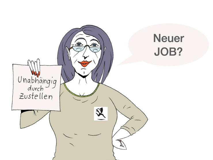 Zusteller m/w/d gesucht - Minijob, Teilzeit, Aushilfsjob in Köln, Esch/Auweiler