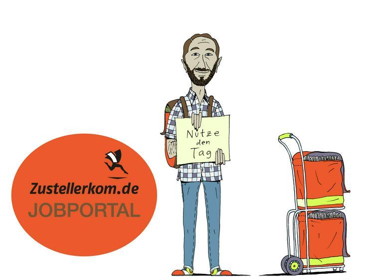 Minijob in Bergisch Gladbach - Zeitung austragen, Zusteller m/w/d gesucht