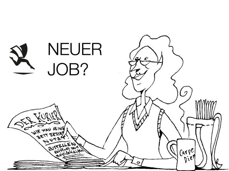 Minijob in Reichshof - Zeitung austragen, Zusteller m/w/d gesucht