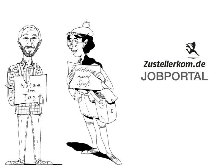 Zeitung austragen in Troisdorf - Job, Nebenjob, Minijob