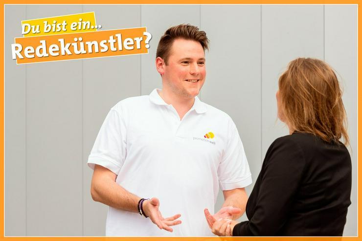 Promoter / Dialoger / Fundraiser (m/w/d) für Hilfsorganisationen Region Chemnitz