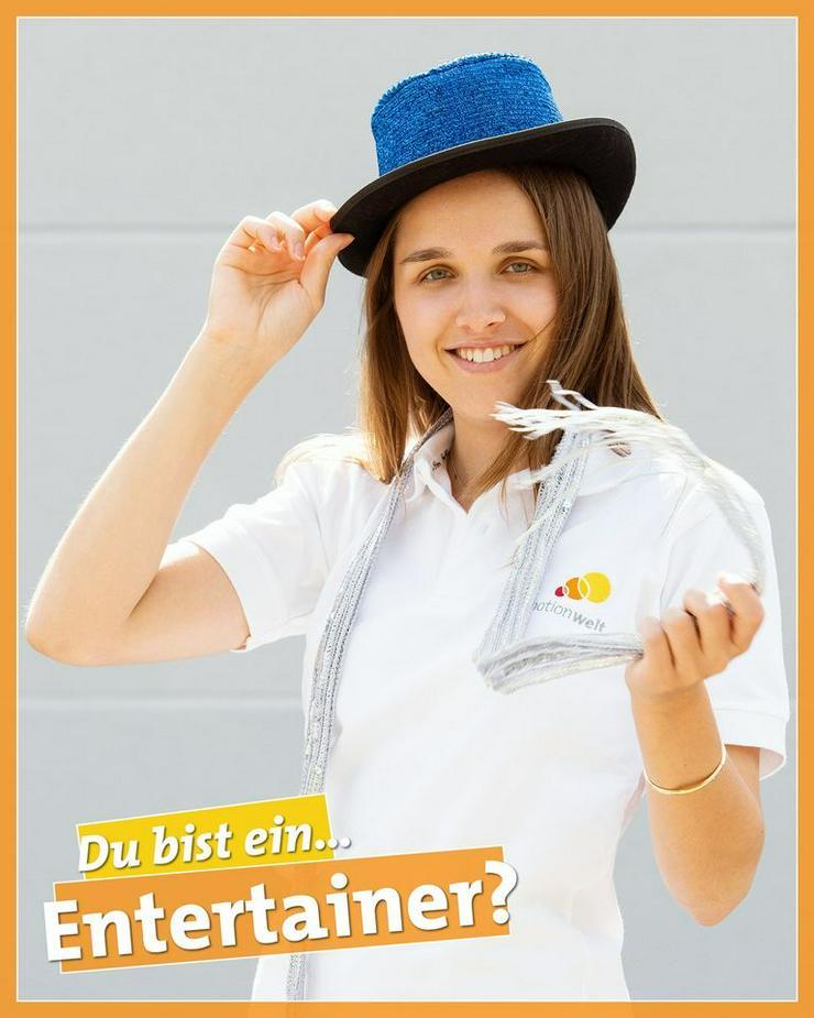 Quereinsteiger als Promoter (m/w/d) / Thüringen