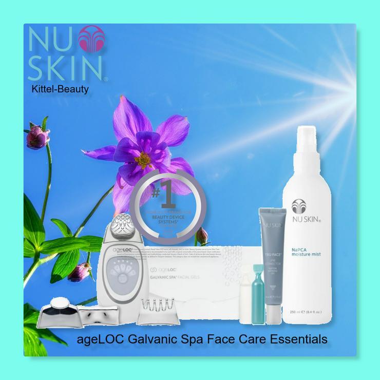 Galvanic Spa Set - Nuskin - Neu - Garantie