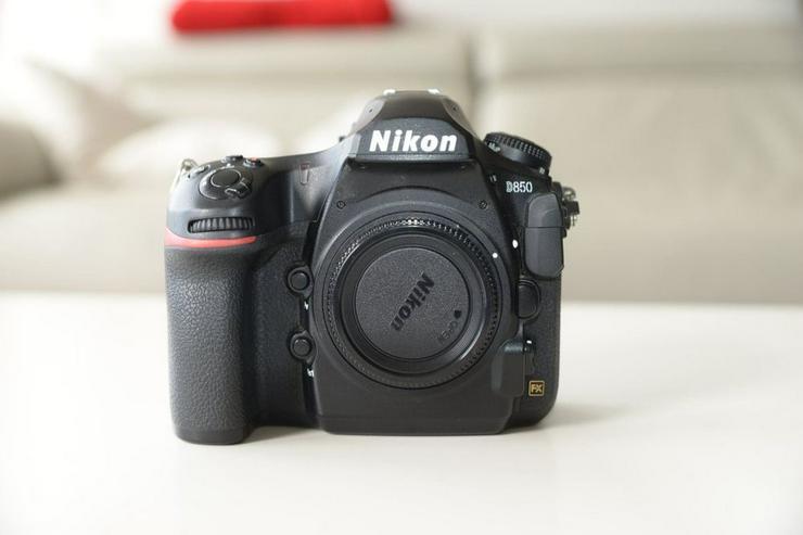 Nikon D850 in Originalverpackung