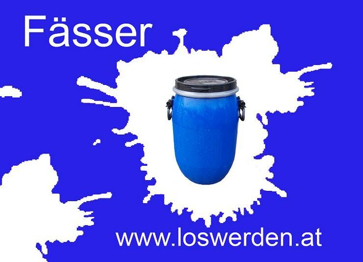 Bieten und Suchen gebrauchte Fässer - Paletten, Big Bags & Verpackungen - Bild 1