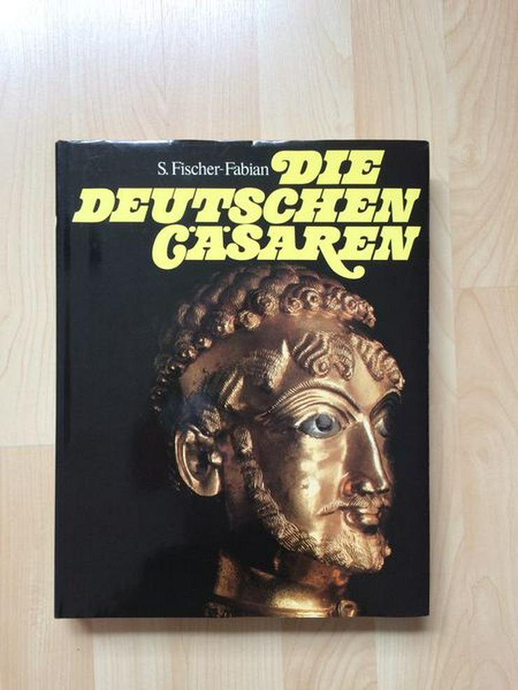 Bildband Die deutschen Cäsaren, v. 1977/1978, NEUWERTIG