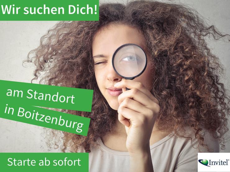 Telefonische Verkäuferin / Quereinsteiger (m/w/d) in Boitzenburg