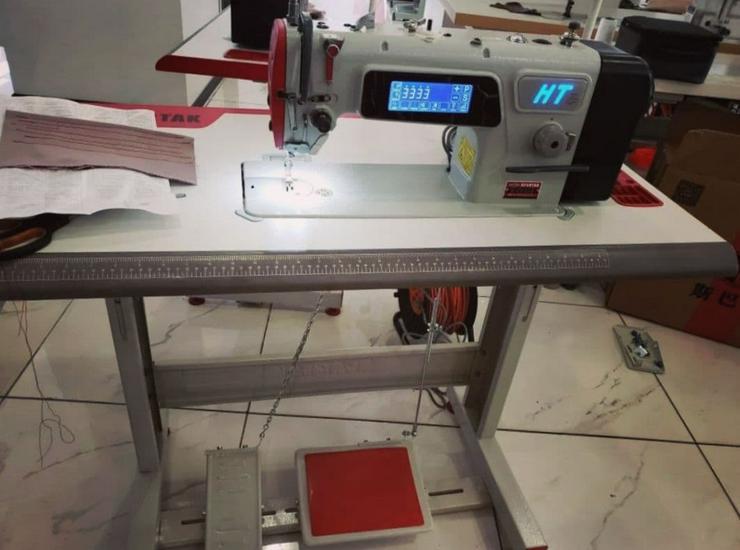 Industrie-Geradstich-Nähmaschine SPARTAK ST-E70-D3-H
