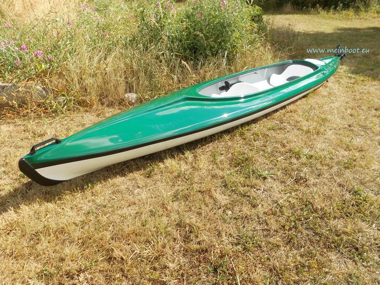 2er Kajak 490 Neu ! in grün /weiß