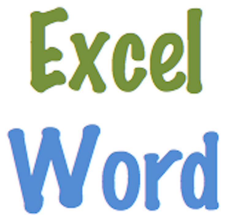 Excel- und Word-Vorlagen - Grafik, Audio, Design & Multimedia - Bild 1
