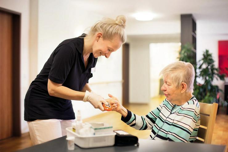 Auszubildende zur Pflegefachfrau/zum Pflegefachmann/Pflegefachkraft (m/w/d) ID 9665