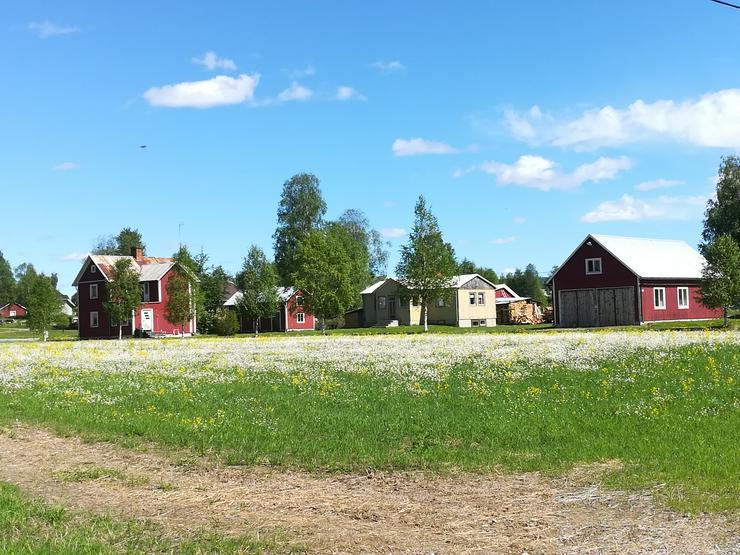 Haus + Ferienhaus auf 3000qm Grundstück in Schweden zu Verkaufen