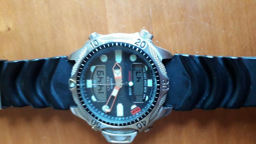 CITIZEN Aqualand JP1 Divers Watch