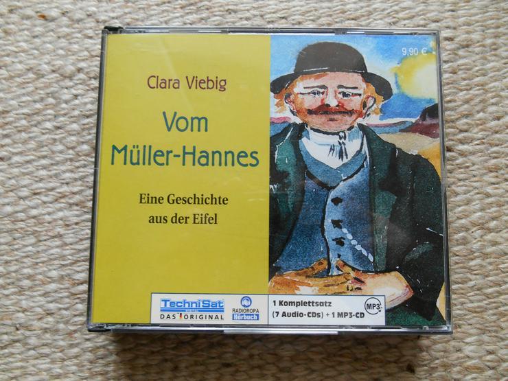 Hörbuch: Vom Müller-Hannes - Hörbücher - Bild 1