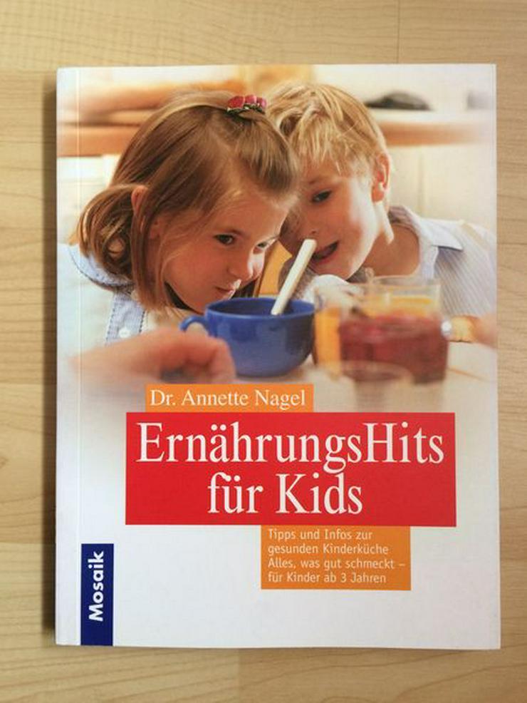 Buch: ErnährungsHits für Kids ab 3 J., neuwertig