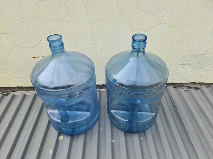 Wasserflasche Wassergallone 18.9 Liter Basteln Spardose viele Flaschen vorhanden