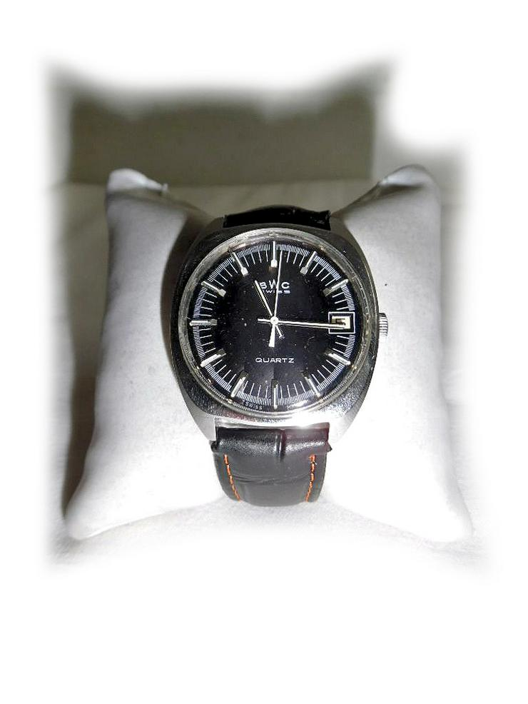 Große Armbanduhr von BWC