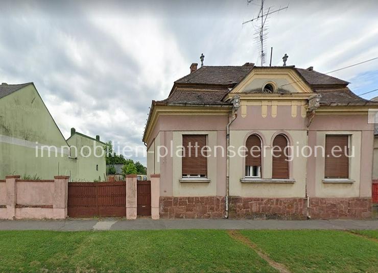 Haus Ungarn Balatonr. Nagykanizsa, 2.145m²Nr.40/71