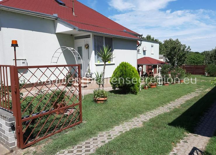 2 Häuser Ungarn Balatonr.Grdst.2.872m² Nr.60/74