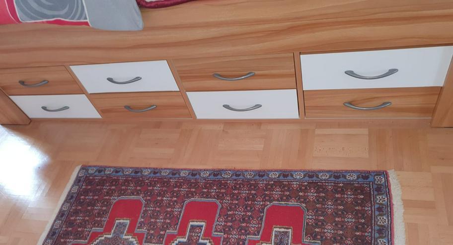 Funktions-Doppelbett 2 x 2 m mit sehr viel Zubehör fast geschenkt!