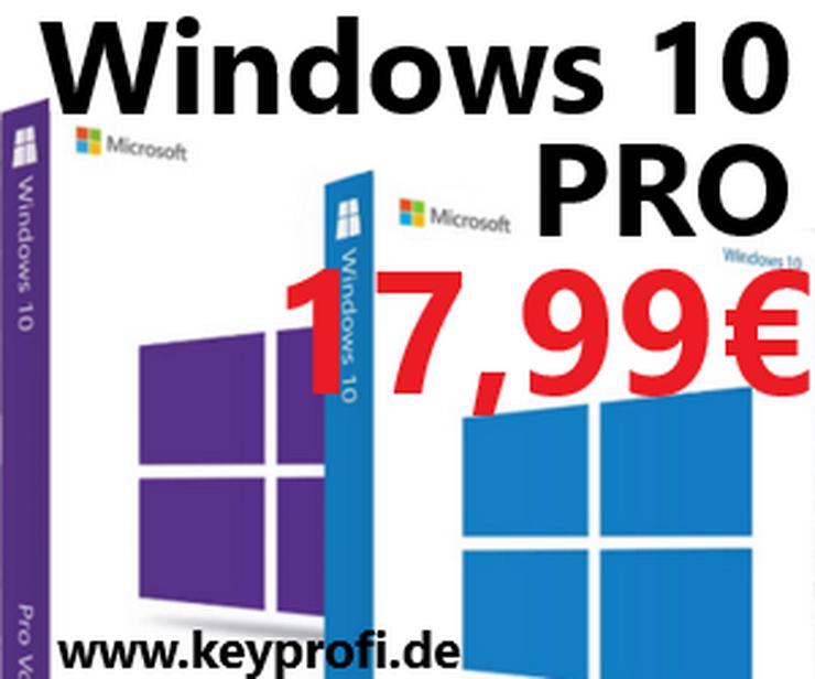 Bild 5: Windows 10 Pro & Home Gutschein / Rabattcode