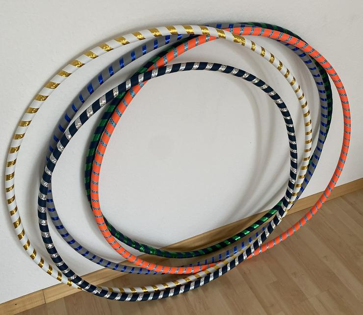 Bild 6: Hula Hoop Reifen, Fitnessreifen