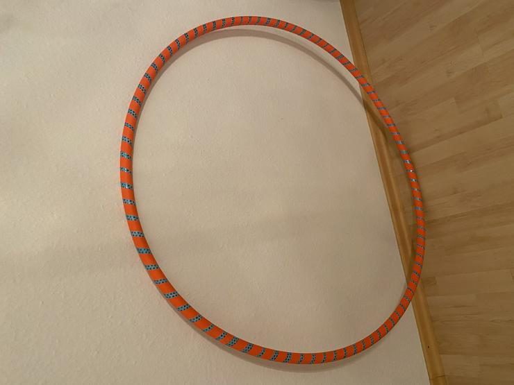 Bild 3: Hula Hoop Reifen, Fitnessreifen