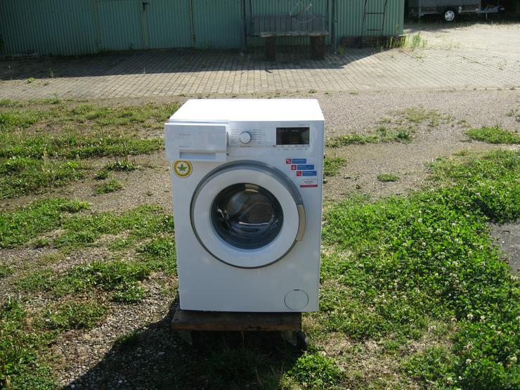 Biete sehr gute gebrauchte Waschmaschine