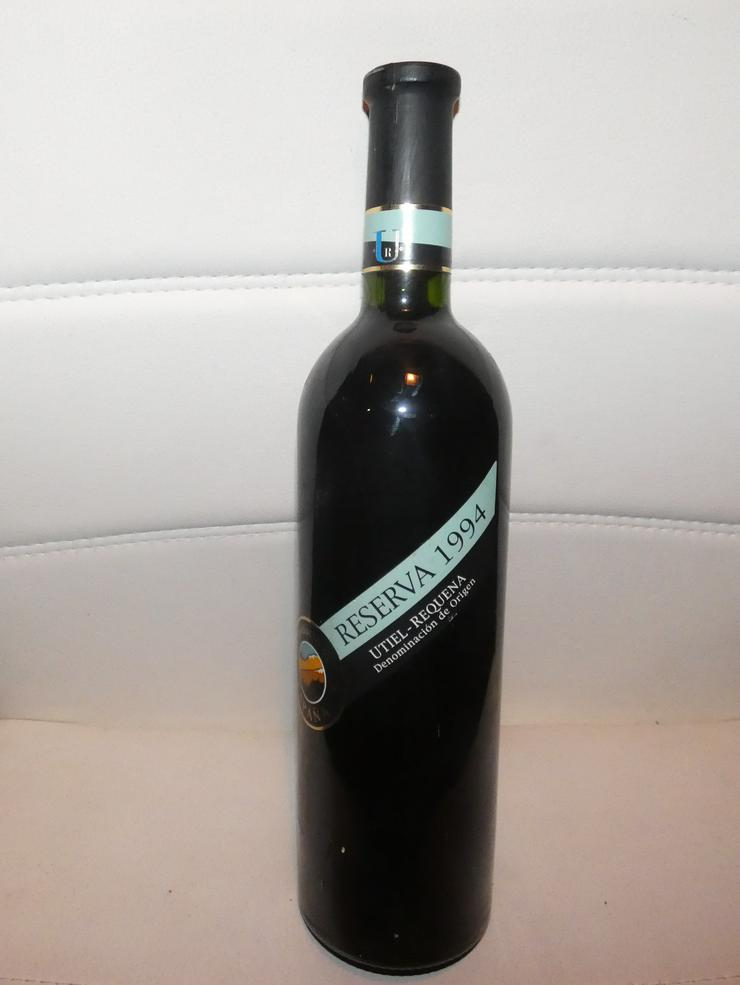 Reserva Utiel Requena von 1994, Wein aus Spanien