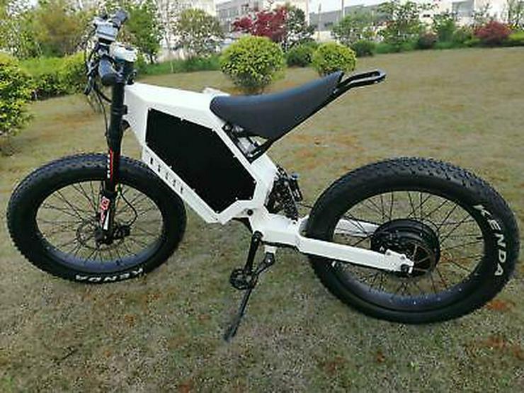Stealth Bomber Elektro Mountainbike Ebike
