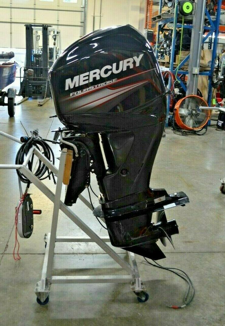 Mercury 40 PS 4-Takt-Langwellen-Außenbordmotor