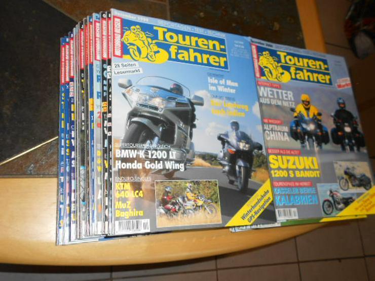 Tourenfahrer 1996 1997 1998 1999 2000