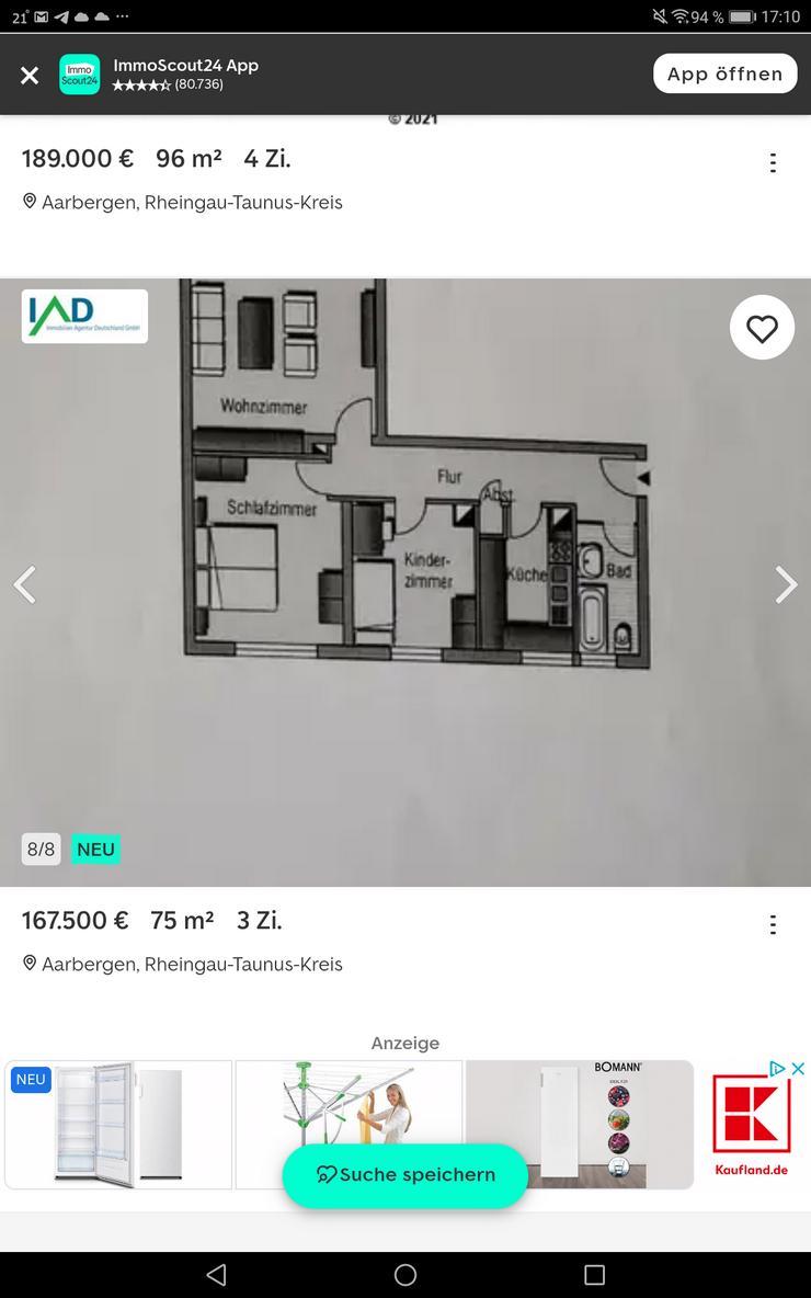 Bild 2: Wunderschöne und TOP gepflegte 3 Zimmer Wohnung mit Balkon und traumhaftem Ausblick