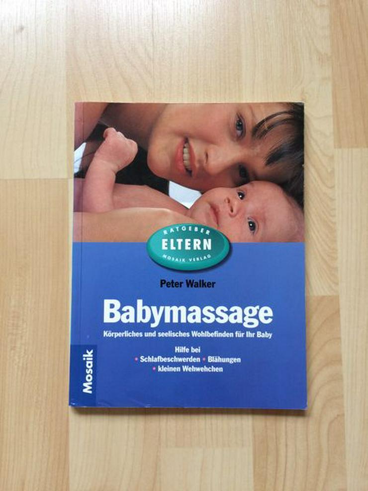 Buch Babymassage Peter Walker, gebraucht - Gesundheit - Bild 1
