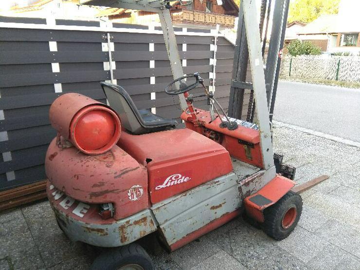 Gabelstapler Linde H15T Typ 330