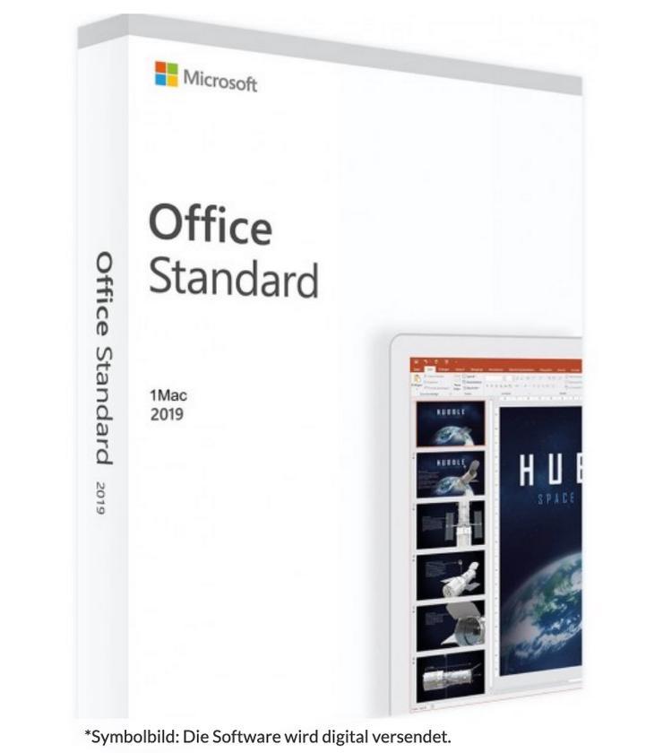 Microsoft Office 2019 Standard für Mac