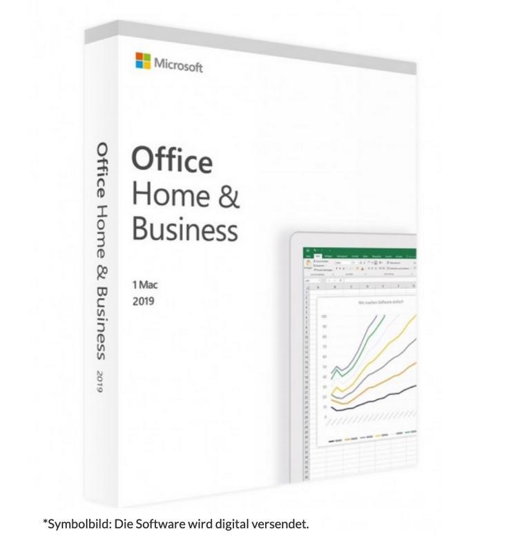 Microsoft Office 2019 Home & Business für MAC