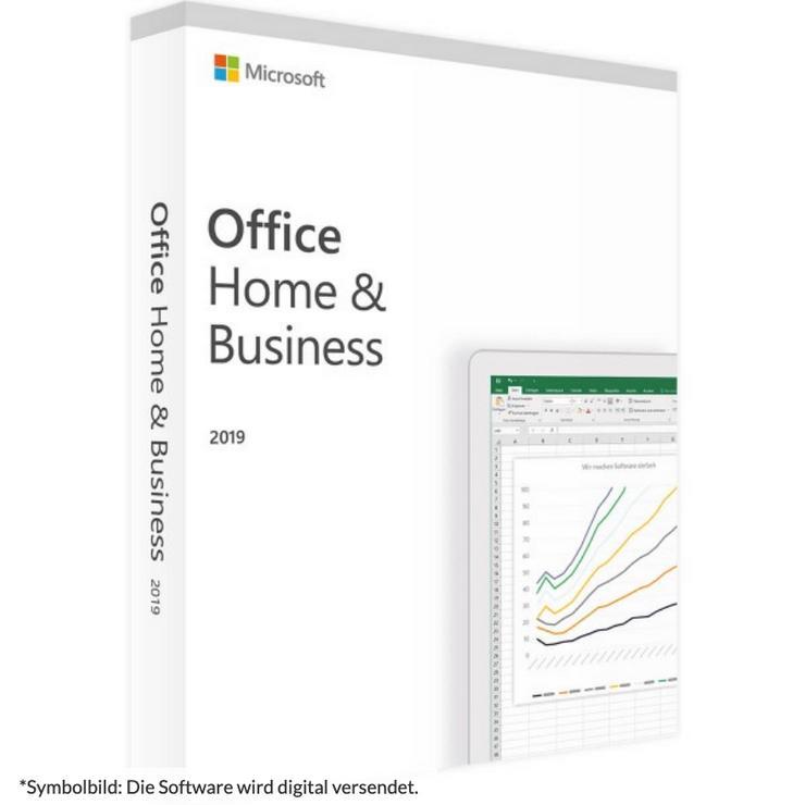 Microsoft Office 2019 Home & Business für WIN